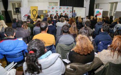 Arrancó el Voluntariado Legislativo 2018 en Luján