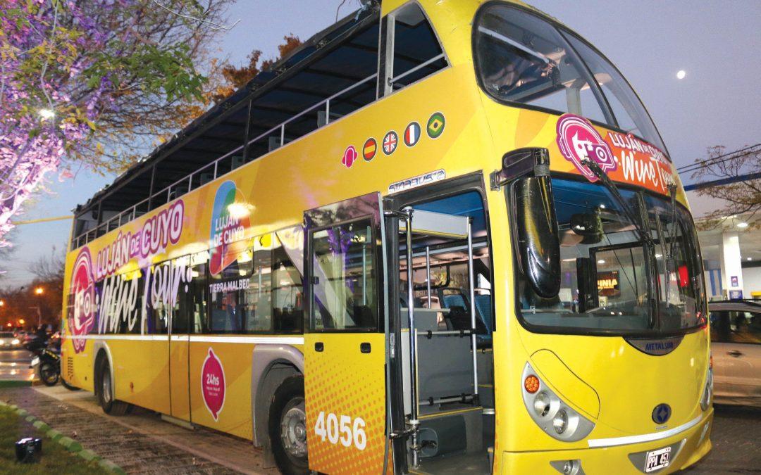 Bus Turístico por las bodegas