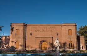 Museo Provincial de Bellas Artes Emiliano Guiñazú. Casa de Fader