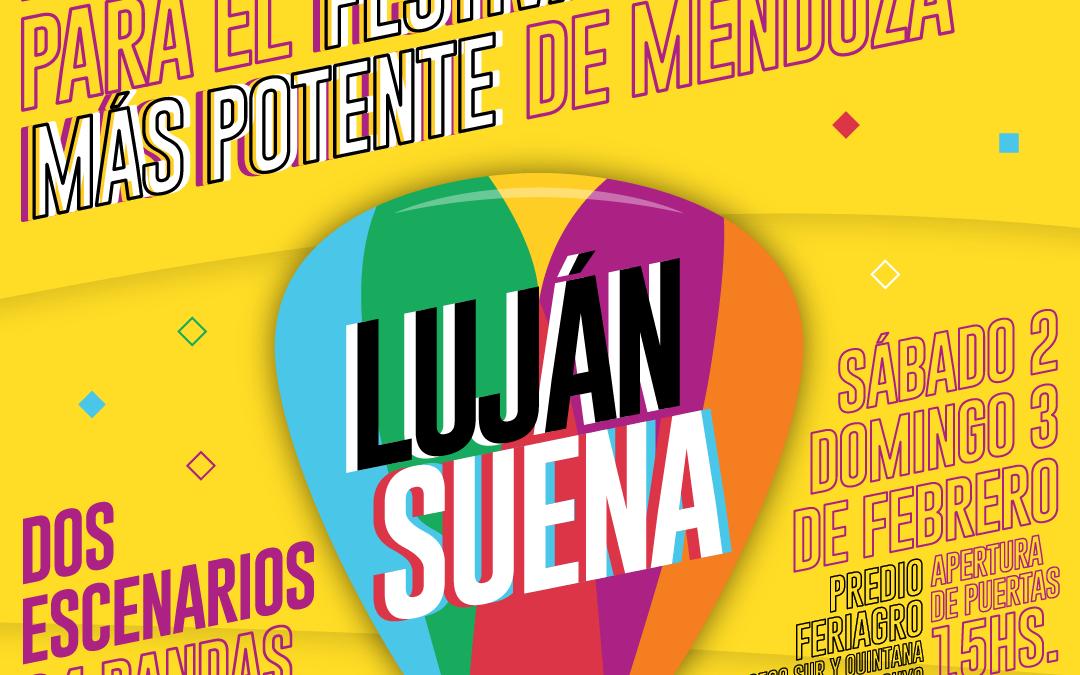 """Se viene """"Luján Suena"""""""
