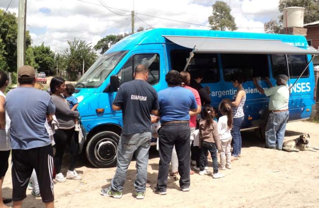 La Unidad de Atención Móvil de ANSES estará en Luján de Cuyo
