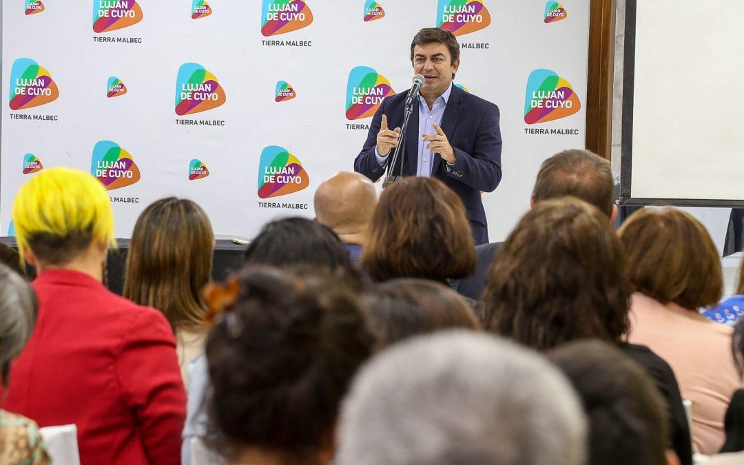 """La Municipalidad retoma el programa """"Luján Cree en Vos"""""""