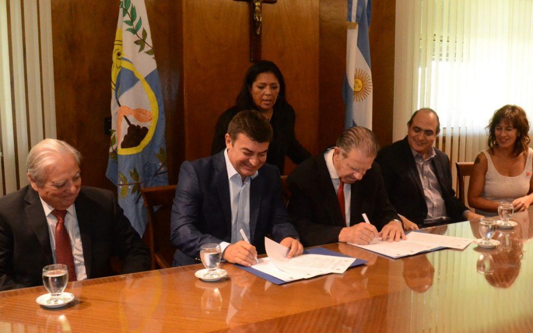 El Poder Judicial se suma al nuevo Parque Cívico de Luján de Cuyo