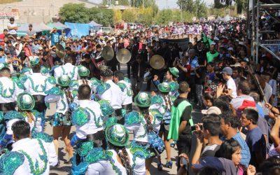 Se vienen los Carnavales de Ugarteche 2019