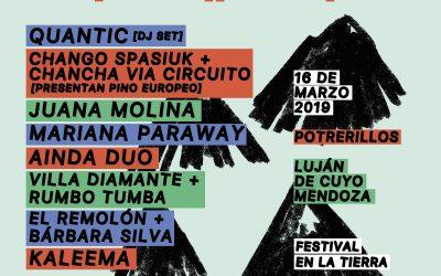 "Llega el ""Festival Pura"" a Luján de Cuyo"
