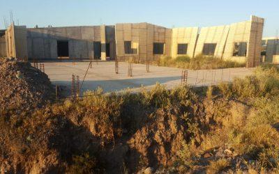 De Marchi le pidió a Cornejo la finalización de obra del Hospital de Luján