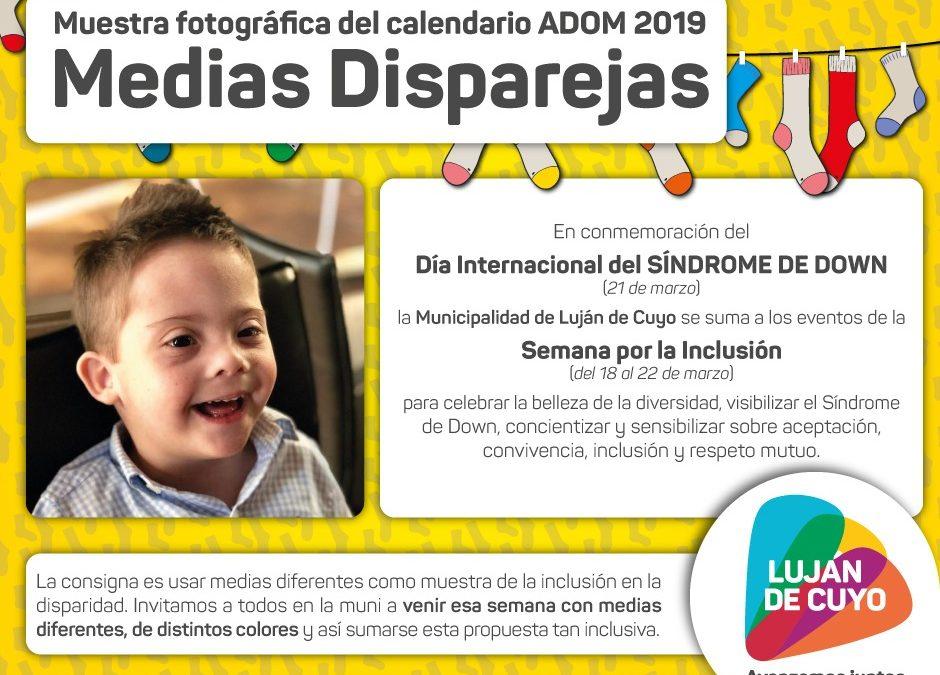 Luján de Cuyo conmemora el Día Internacional del Síndrome de Down