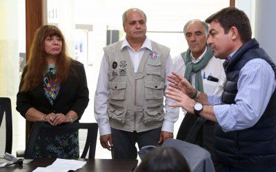 Luján de Cuyo impulsó un plan de prevención para emergencias naturales
