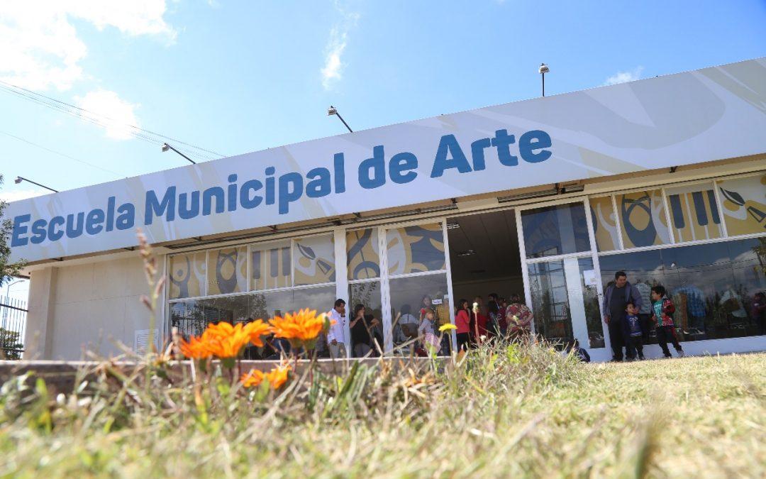 La Escuela de Arte Municipal abre las inscripciones para el ciclo 2019