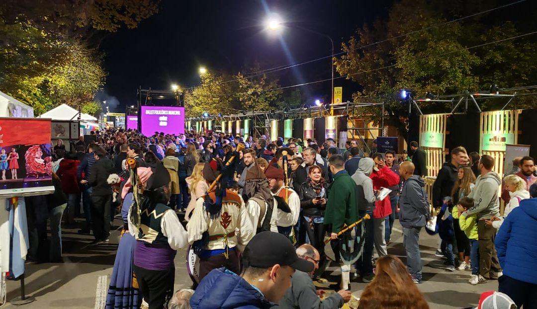 Más de 20 mil personas concentró el Festival Malbec en Luján de Cuyo