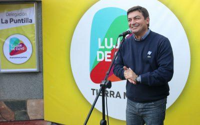 De Marchi inauguró la Delegación de La Puntilla