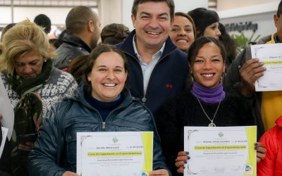 """La Municipalidad concluyó la 2° etapa del programa """"Luján Cree en Vos"""""""