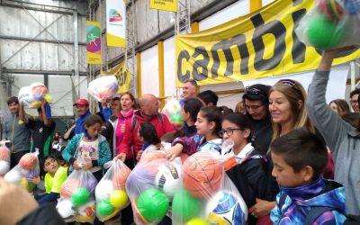 La Municipalidad completa su programa destinado a incentivar las disciplinas deportivas del departamento