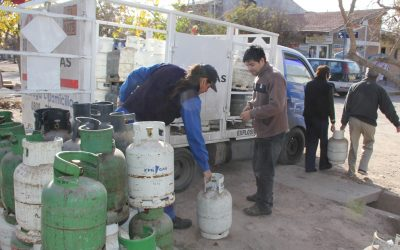 Garrafa Social en Luján de Cuyo a 160 pesos – Cronograma Actualizado