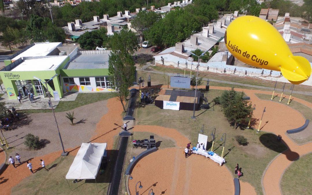 La Casa del Futuro de Luján de Cuyo continúa dictando talleres innovadores