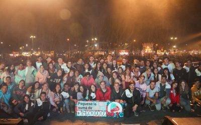 Vivo Luján hizo vibrar a más de 30 mil personas