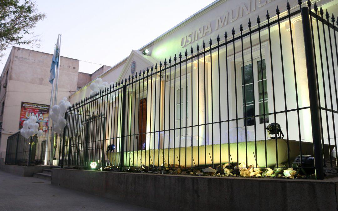 Luján de Cuyo presentó el proyecto de la Usina Municipal de Arte