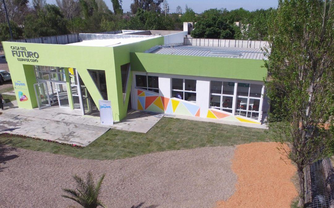Nuevos talleres en la Casa del Futuro de Luján de Cuyo