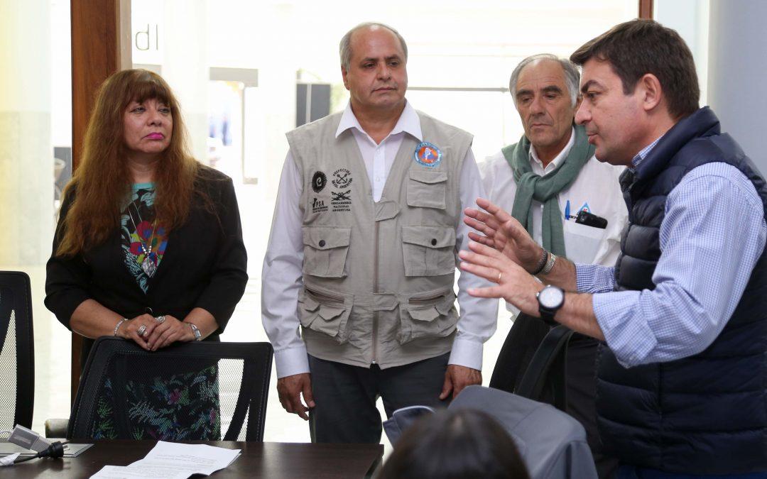 Luján de Cuyo realizará el quinto Taller de Comunidades Vulnerables Aguas Abajo
