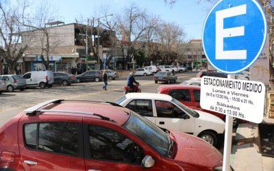 Cambio de horario en el Estacionamiento Medido de Luján de Cuyo