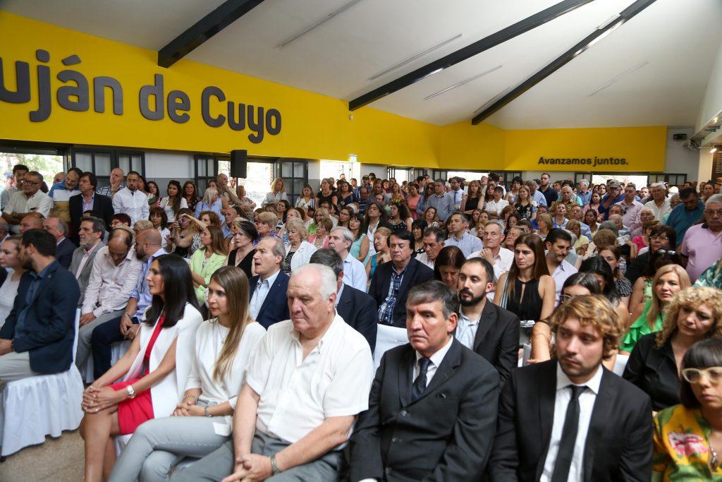 El HCD de Luján de Cuyo renovó sus bancas y autoridades