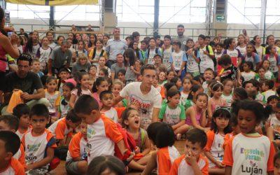Comenzó la Escuela de Verano en Luján de Cuyo