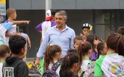 Sebastián Bragagnolo comenzó el año con mucha actividad