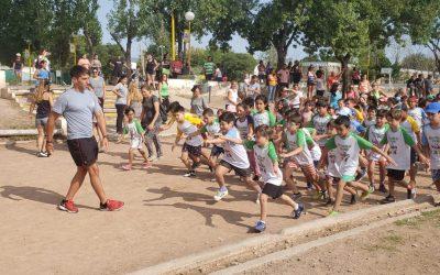 Luján de Cuyo realizó una maratón familiar