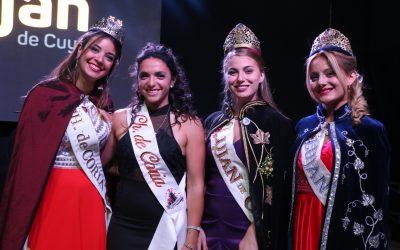 Luján de Cuyo coronó tres nuevas Reinas Distritales