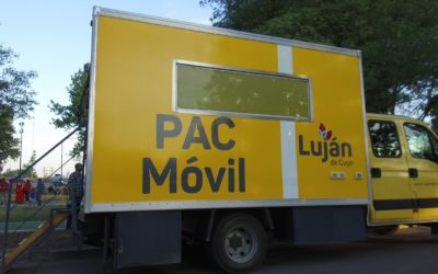 Luján de Cuyo continúa con entrega la tarjeta SUBE sin costo