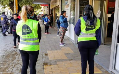 Importante operativo preventivo en Luján de Cuyo