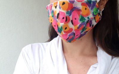 Luján apoya a sus artistas con una original campaña de venta de tapabocas intervenidos artísticamente