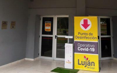 Luján de Cuyo reanuda la atención presencial