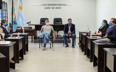 HCD de Luján declaró de interés la Capacitación virtual Curso de Perfeccionamiento Docente