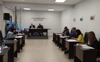 HCD Luján – Se aprobó el Sistema de Trabajo de Turno en el Parque Cívico Municipal y la Campaña de difusión Barbijo Rojo