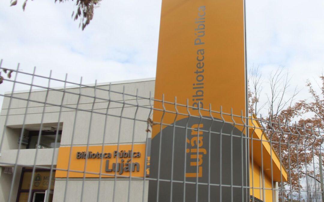 Internet gratis en la Biblioteca Pública de Luján de Cuyo