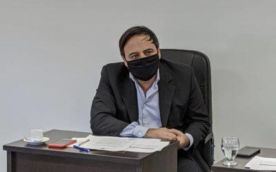 """El HCD apoya la defensa del gobierno de Mendoza a la obra """"Portezuelo del Viento"""""""