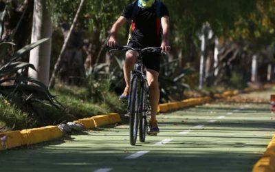 Luján de Cuyo incorporó su circuito de ciclovías a Google Maps