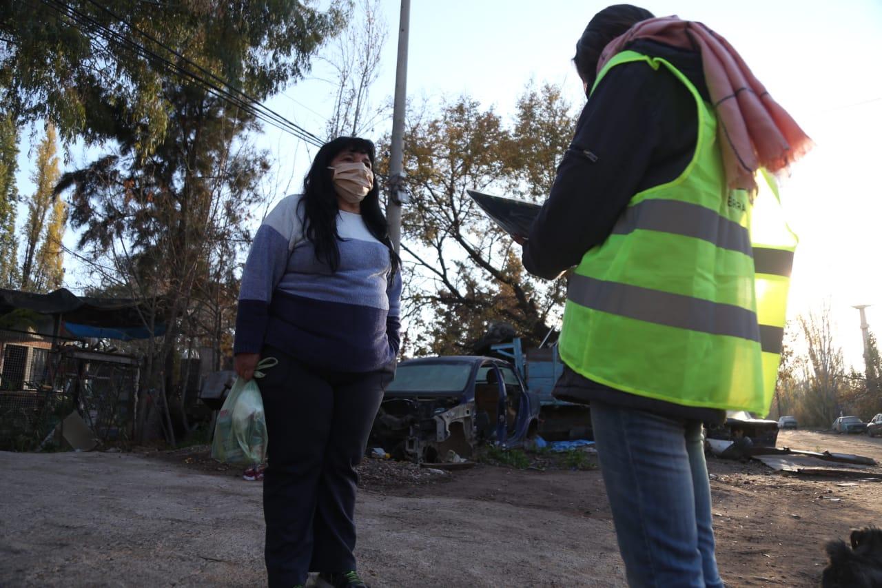 Finalizó con éxito el operativo Barrios Vulnerables COVID-19