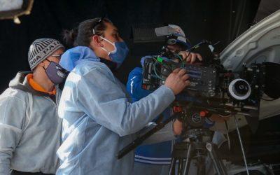 Se filmaron los primeros comerciales nacionales en Luján de Cuyo