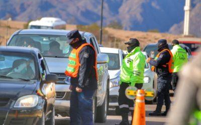 Luján de Cuyo intensifica los operativos de control por el Día del Amigo