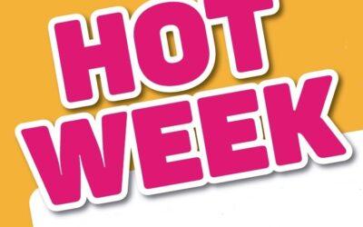 Continúan las promociones en Luján de Cuyo con el Hot Week