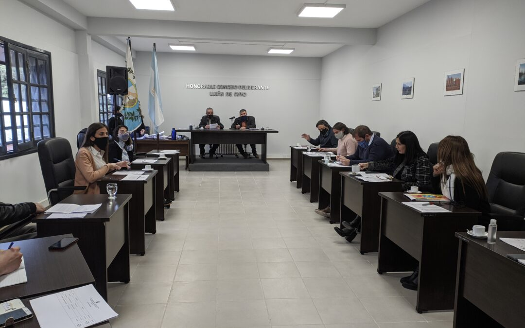 Luján: Pidieron la reapertura del Registro Civil de Ugarteche.