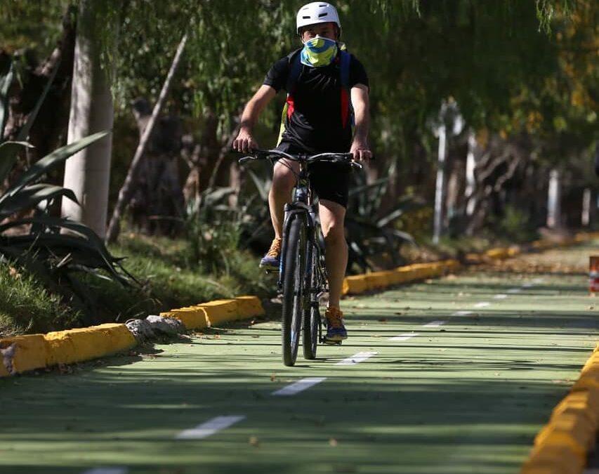 Luján de Cuyo primera Ciudad del País con Ciclovías Inclusivas