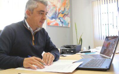 Luján de Cuyo firmó un convenio de colaboración técnica con la Ciudad de Buenos Aires