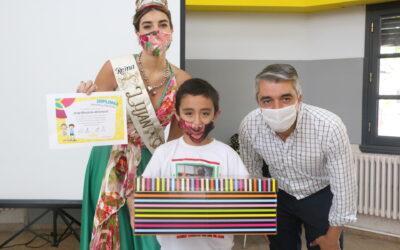 Bragagnolo entregó los premios a los Héroes y Heroínas de Luján de Cuyo