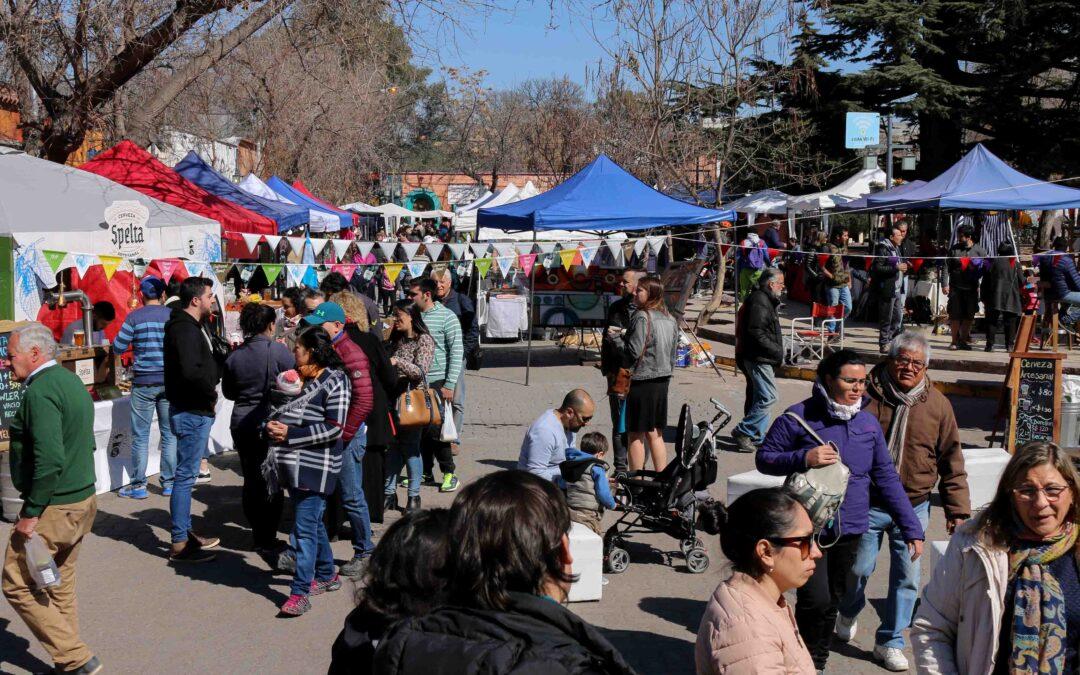 La Feria de Artesanos de Chacras ofrecerá promociones por el Día de la Madre