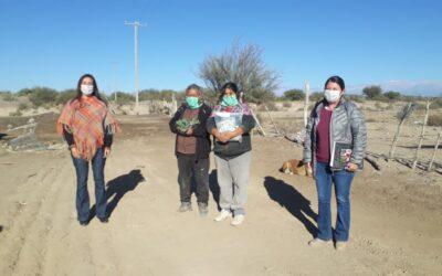 Luján de Cuyo comienza a entregar semillas para las huertas de la temporada otoño/invierno