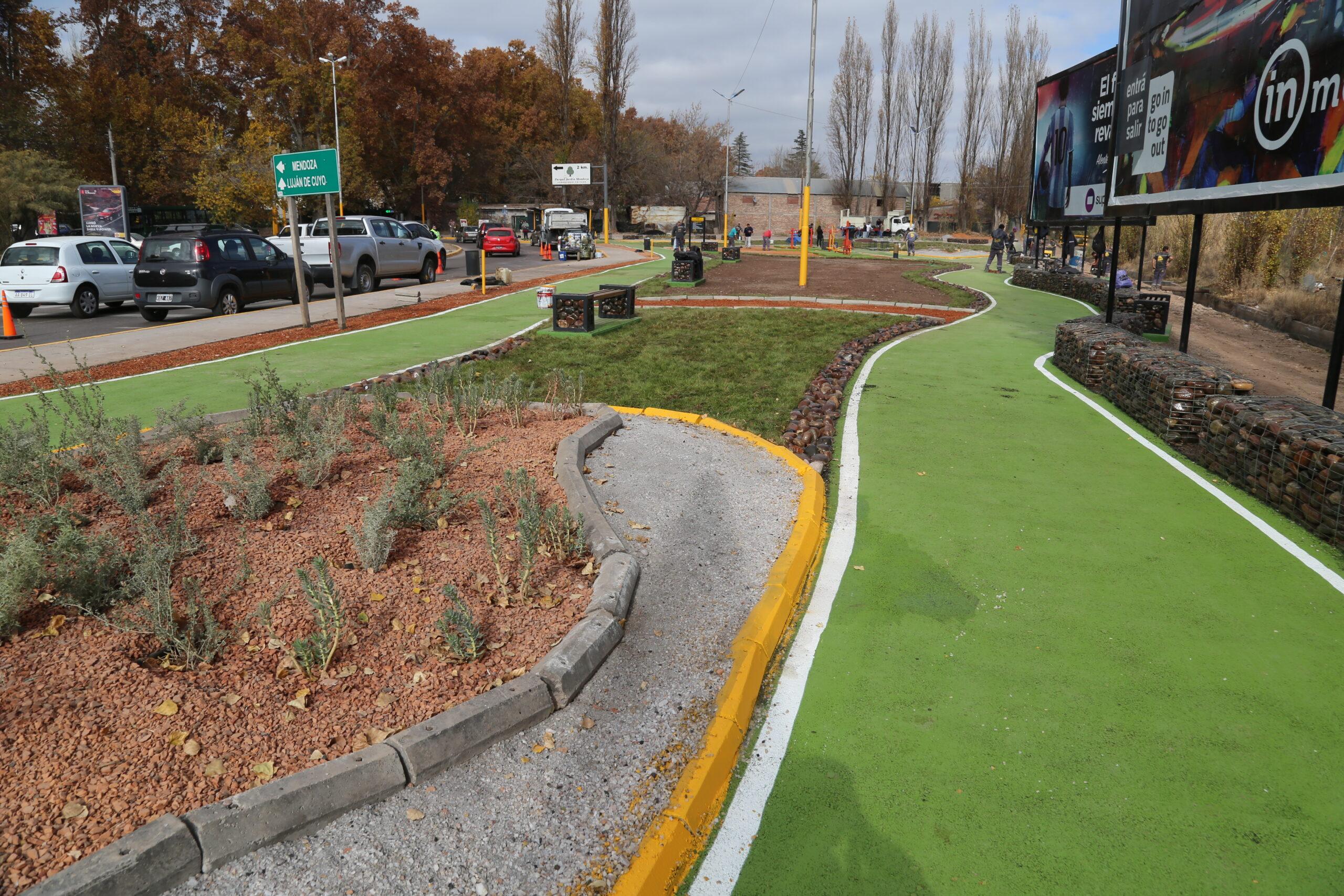 Programa de pavimento e infraestructura vial