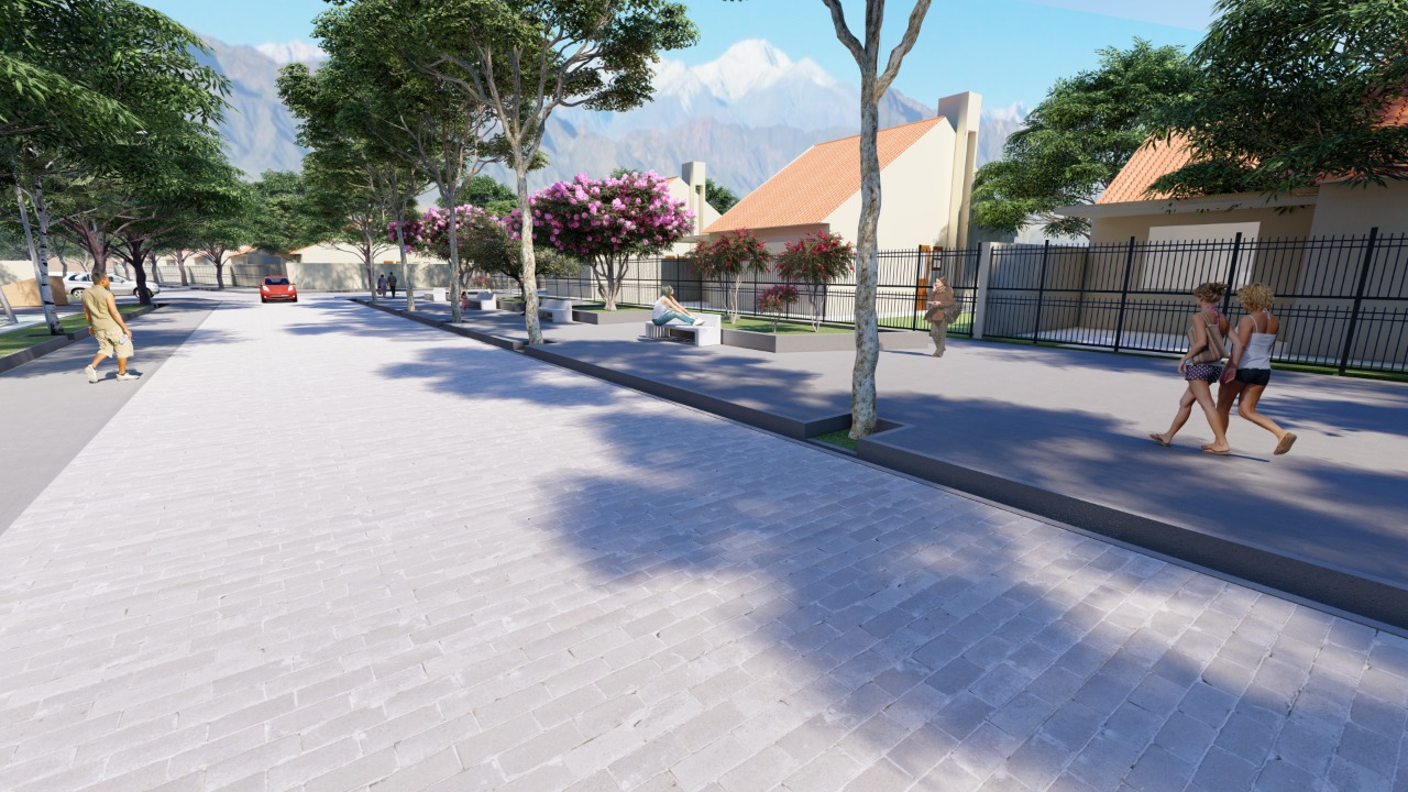 Renovación Urbana Perdriel Norte